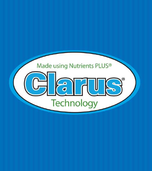 Nutrient Plus technology