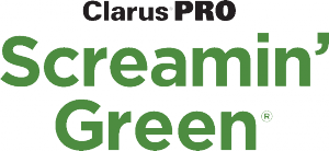Screamin Green Logo-Clarus PRO-black and green - big 2
